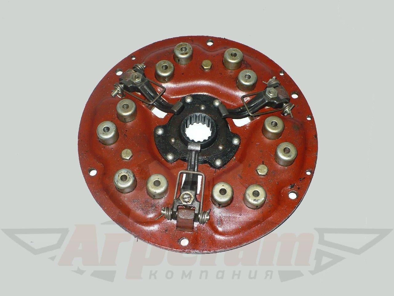Автоспецтехника: Сцепление трактора МТЗ-80/82