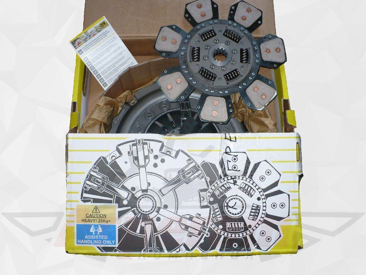 Комплект сцепления LUK (керамика) на трактора МТЗ